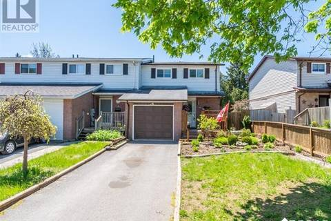 Townhouse for sale at 60 Scott Cres Barrie Ontario - MLS: 30740700