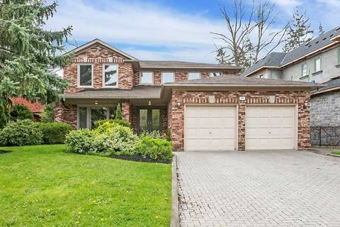 House for sale at 60 Skipper Ln Oakville Ontario - MLS: W4453043