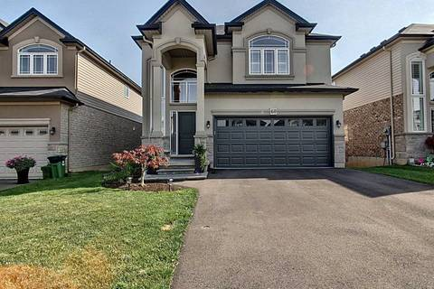 House for sale at 60 Springwood Dr Hamilton Ontario - MLS: X4525134