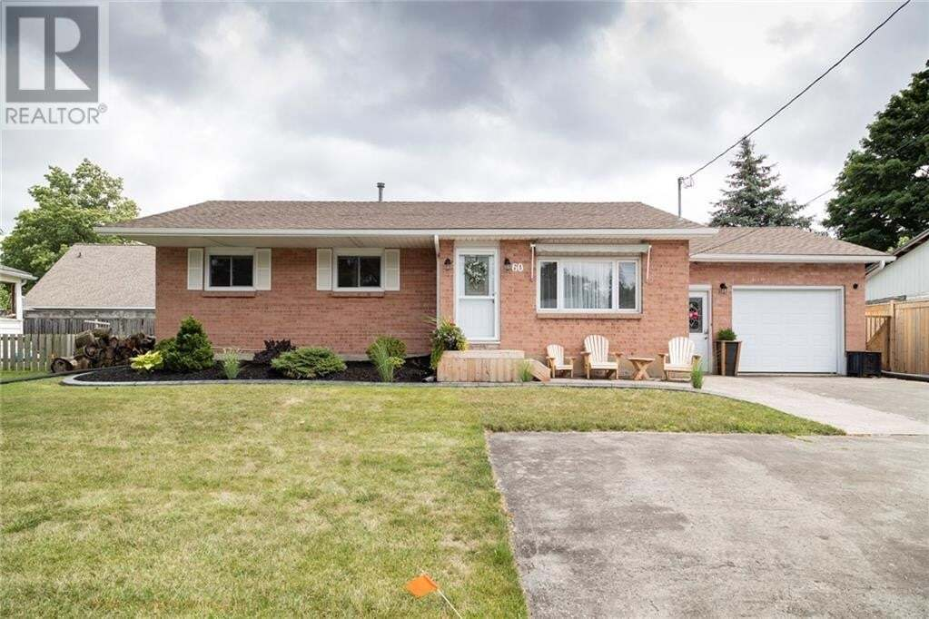 House for sale at 60 Stover St North Norwich Ontario - MLS: 30826694