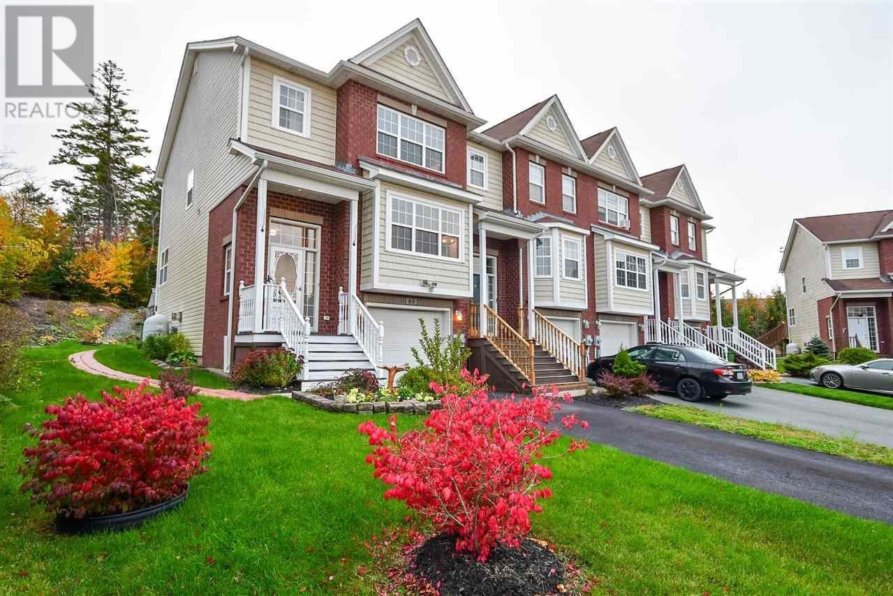 Townhouse for sale at 60 Surrey Wy Dartmouth Nova Scotia - MLS: 202021987