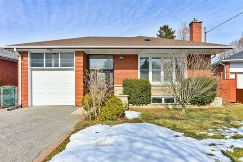 House for sale at 60 Tallon Rd Toronto Ontario - MLS: W4701292
