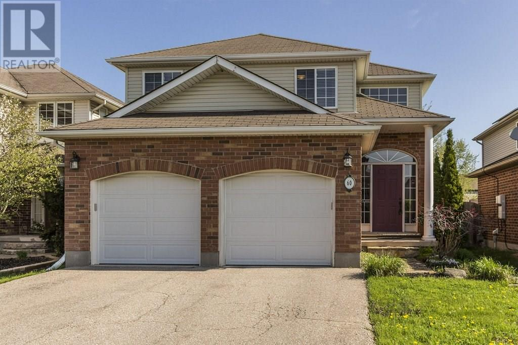 Sold: 60 Teal Drive, Guelph, ON