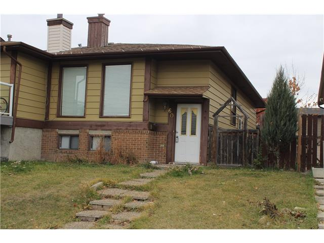 Removed: 60 Templeson Crescent Northeast, Calgary, AB - Removed on 2018-01-01 03:30:27