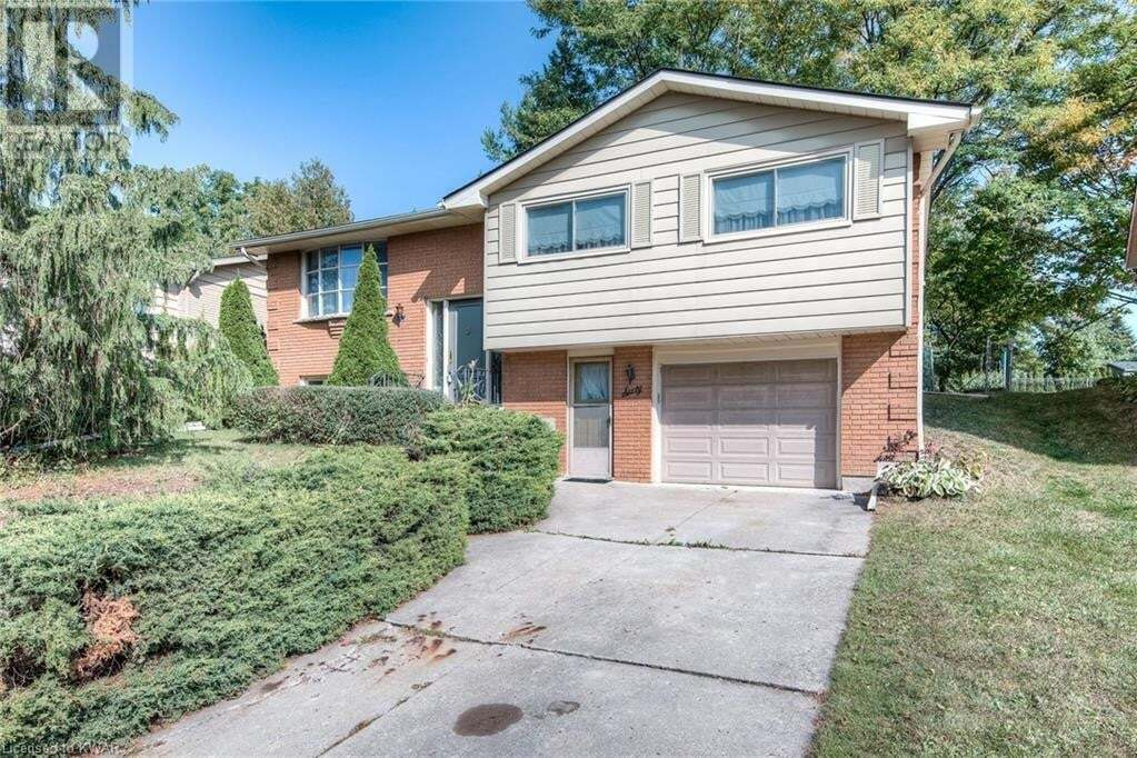House for sale at 60 Thorndale Dr Waterloo Ontario - MLS: 40025658