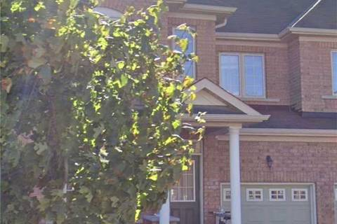Townhouse for rent at 60 Totten Dr Brampton Ontario - MLS: W4658569