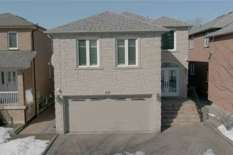 House for sale at 60 Townsgate Dr Vaughan Ontario - MLS: N4702310