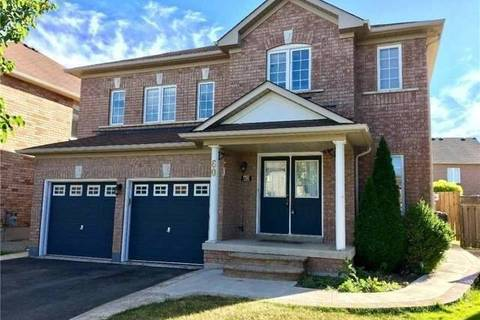 House for rent at 60 Treasure Dr Brampton Ontario - MLS: W4632466