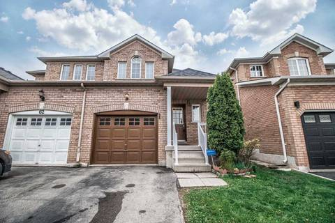Townhouse for sale at 60 Twin Pines Cres Brampton Ontario - MLS: W4459859