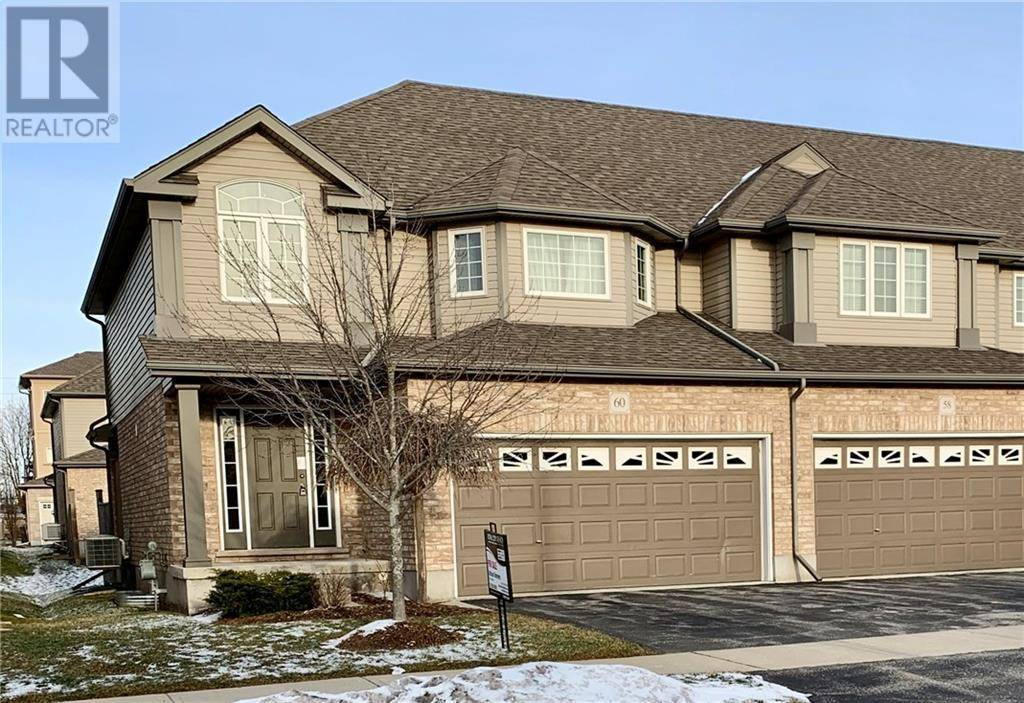 Townhouse for sale at 60 Walker Wy Guelph Ontario - MLS: 30785617