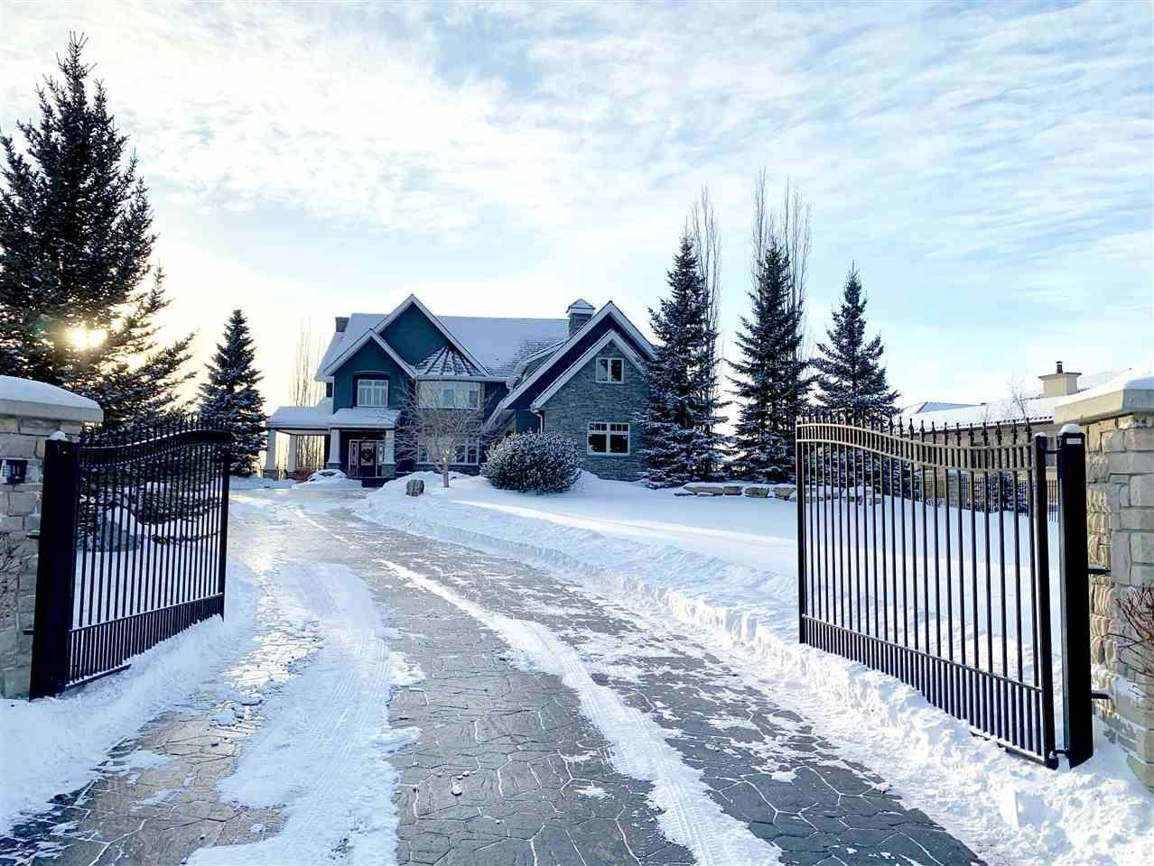 House for sale at 60 Windermere Dr Sw Edmonton Alberta - MLS: E4177742