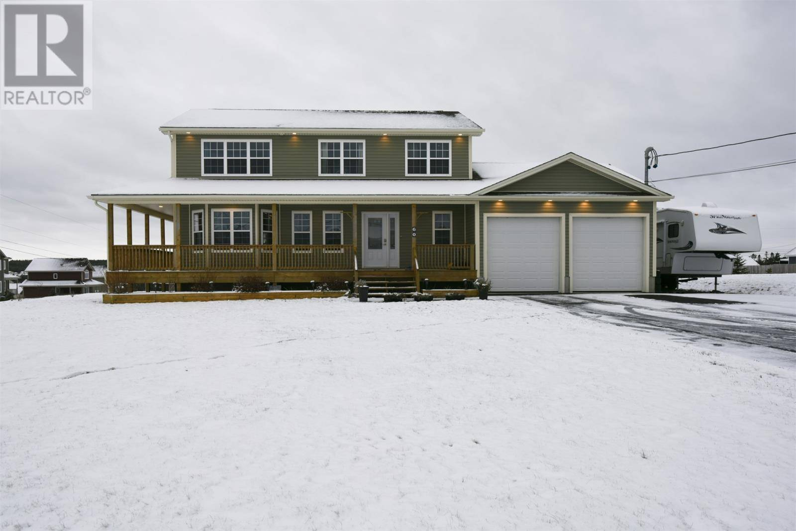 House for sale at 60 Woodland Dr Portugal Cove, St. Philips Newfoundland - MLS: 1208930