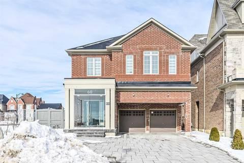 House for sale at 60 Yates Ave Vaughan Ontario - MLS: N4702459