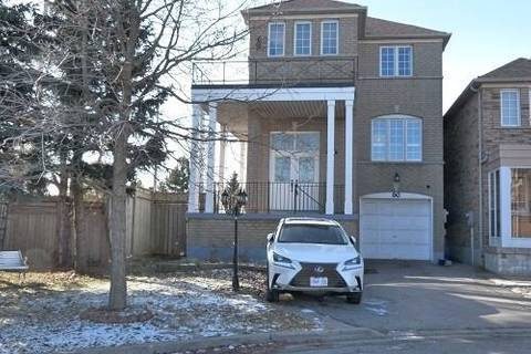 House for sale at 60 Yellowood Circ Vaughan Ontario - MLS: N4670974