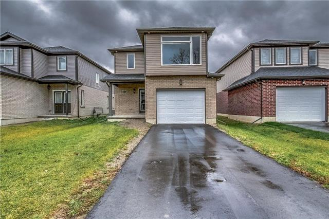 House for sale at 60 Yvonne Crescent London Ontario - MLS: X4297917