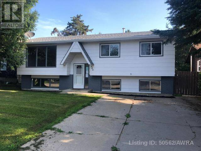 House for sale at 600 12 Ave Se Slave Lake Alberta - MLS: 50562