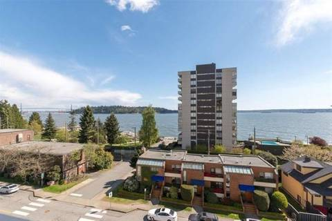 Condo for sale at 1819 Bellevue Ave Unit 600 West Vancouver British Columbia - MLS: R2441567