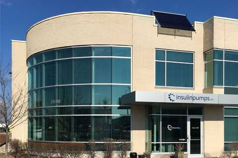 Commercial property for lease at 2560 Bristol Circ Apartment 600 Oakville Ontario - MLS: W4649238