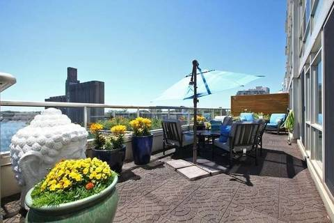 Condo for sale at 550 Queens Quay Unit 600 Toronto Ontario - MLS: C4551672