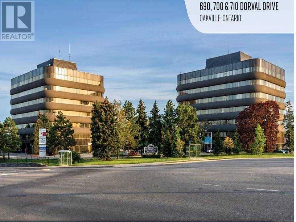 Commercial property for lease at 710 Dorval Dr Apartment 600 Oakville Ontario - MLS: W4474770