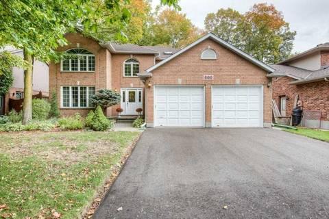 House for sale at 600 Bayhampton Cres Waterloo Ontario - MLS: X4602830