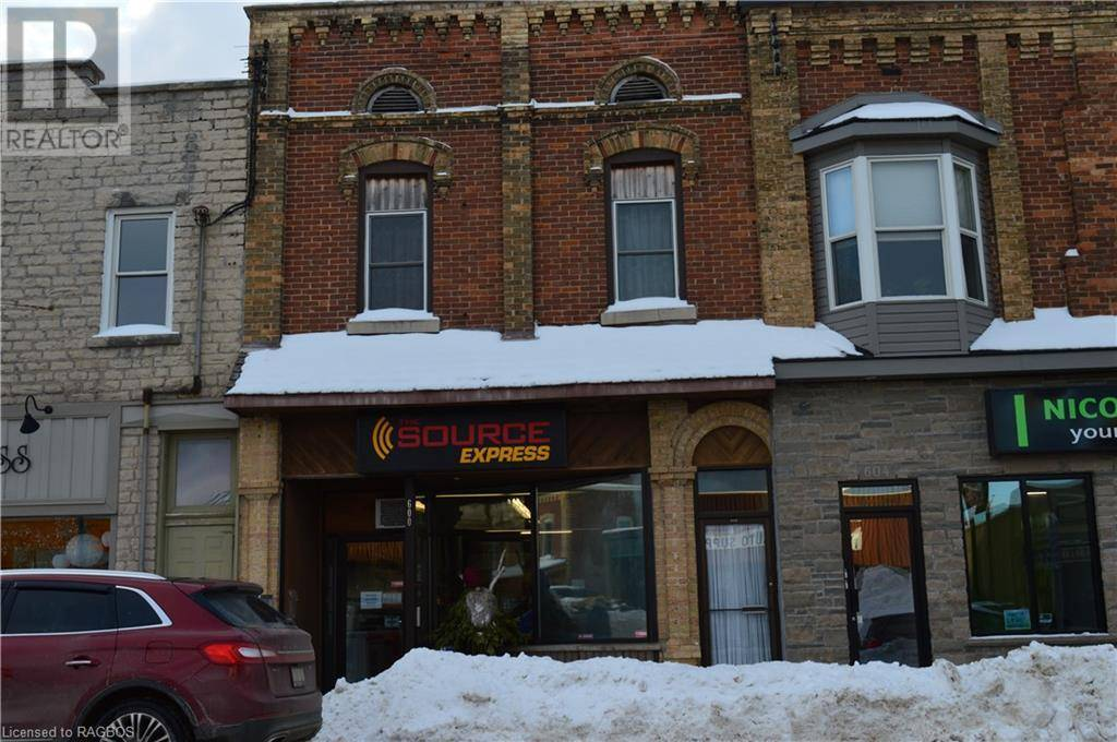 Commercial property for sale at 600 Berford St East South Bruce Peninsula Ontario - MLS: 241030