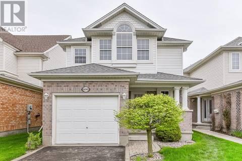 House for sale at 600 Bonavista Dr Waterloo Ontario - MLS: 30736906