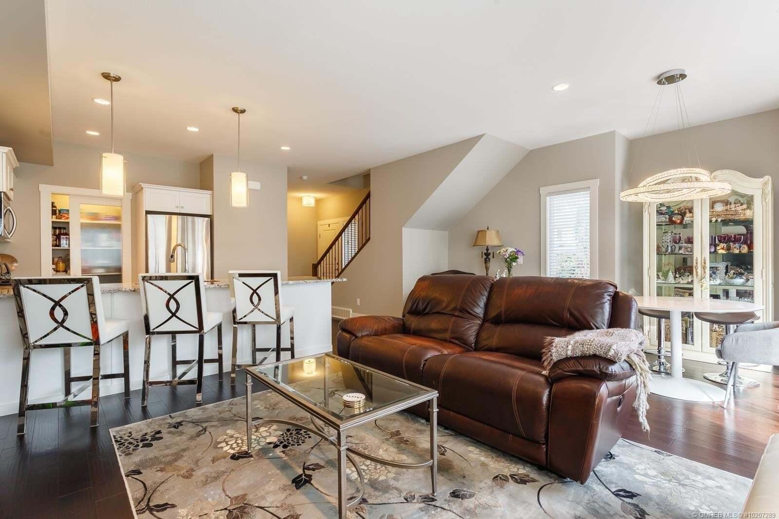 Townhouse for sale at 600 Boynton Pl Kelowna British Columbia - MLS: 10207289