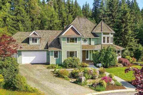 House for sale at 600 Canterwood Ct Anmore British Columbia - MLS: R2458725