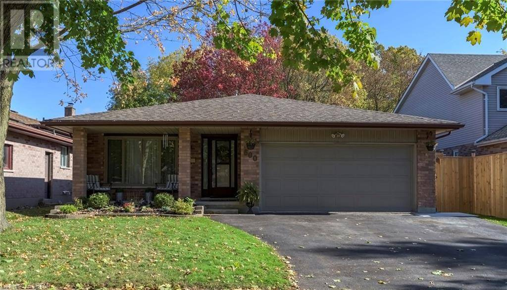 House for sale at 600 Classic Dr London Ontario - MLS: 228737