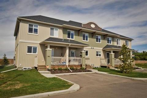 Townhouse for sale at 600 Clover Rd Carstairs Alberta - MLS: C4283137