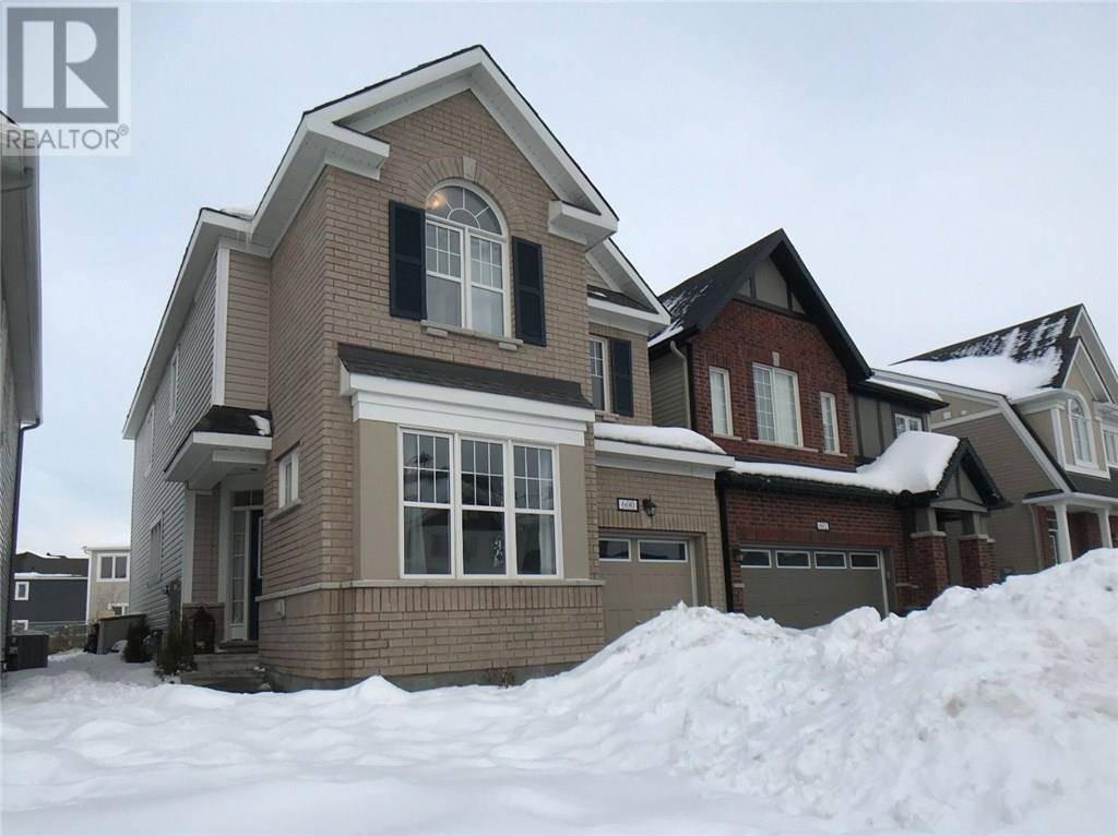 House for sale at 600 Malahat Wy Kanata Ontario - MLS: 1182600
