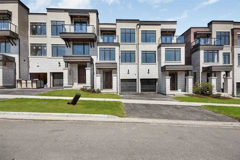 Townhouse for rent at 600 Marc Santi Blvd Vaughan Ontario - MLS: N4699071