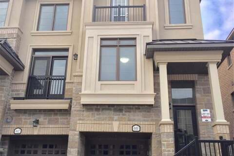 Townhouse for rent at 600 Mermaid Cres Mississauga Ontario - MLS: W4855707