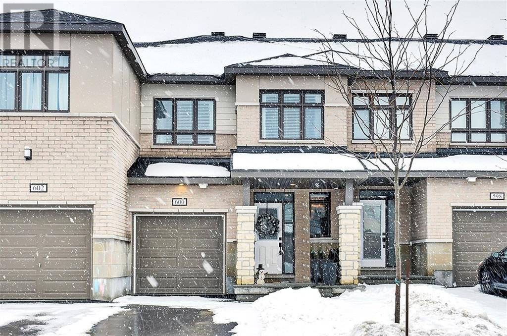 Townhouse for sale at 600 Parade Dr Stittsville Ontario - MLS: 1177234