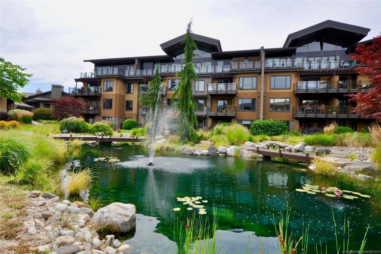 Condo for sale at 600 Sarsons Rd Kelowna British Columbia - MLS: 10213331
