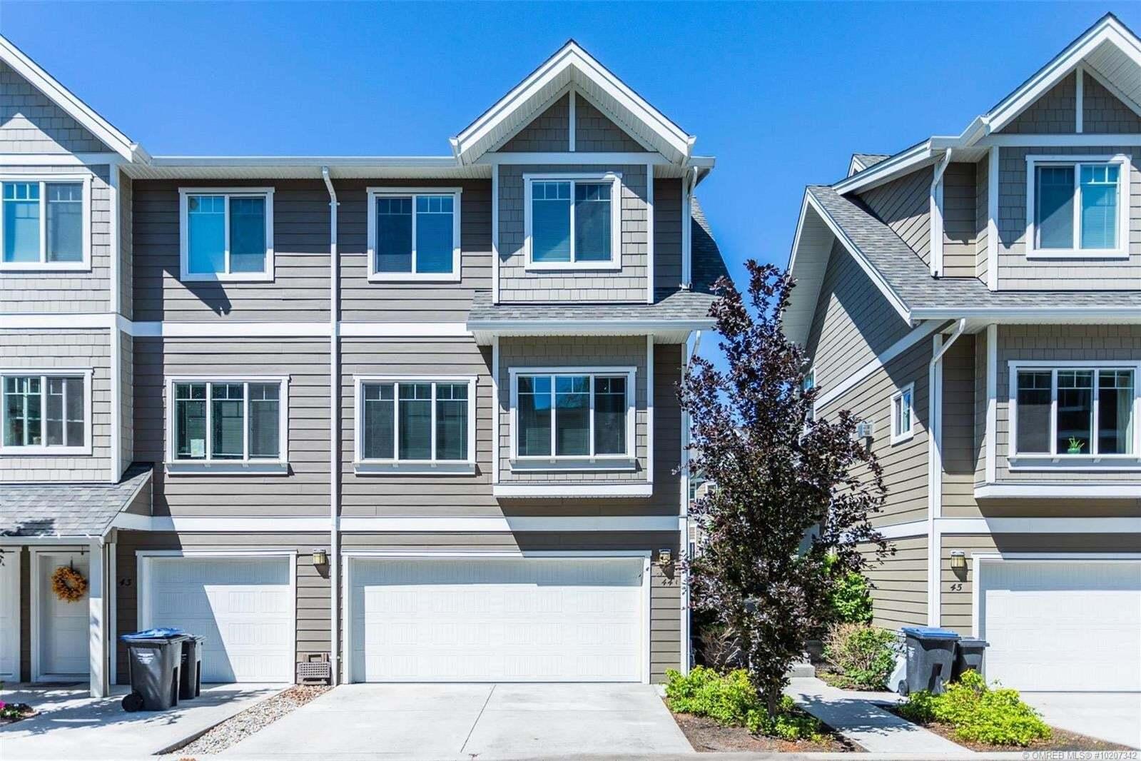 Townhouse for sale at 600 Sherwood Rd Kelowna British Columbia - MLS: 10207342
