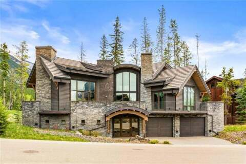 House for sale at 600 Silvertip Rd Canmore Alberta - MLS: C4299786