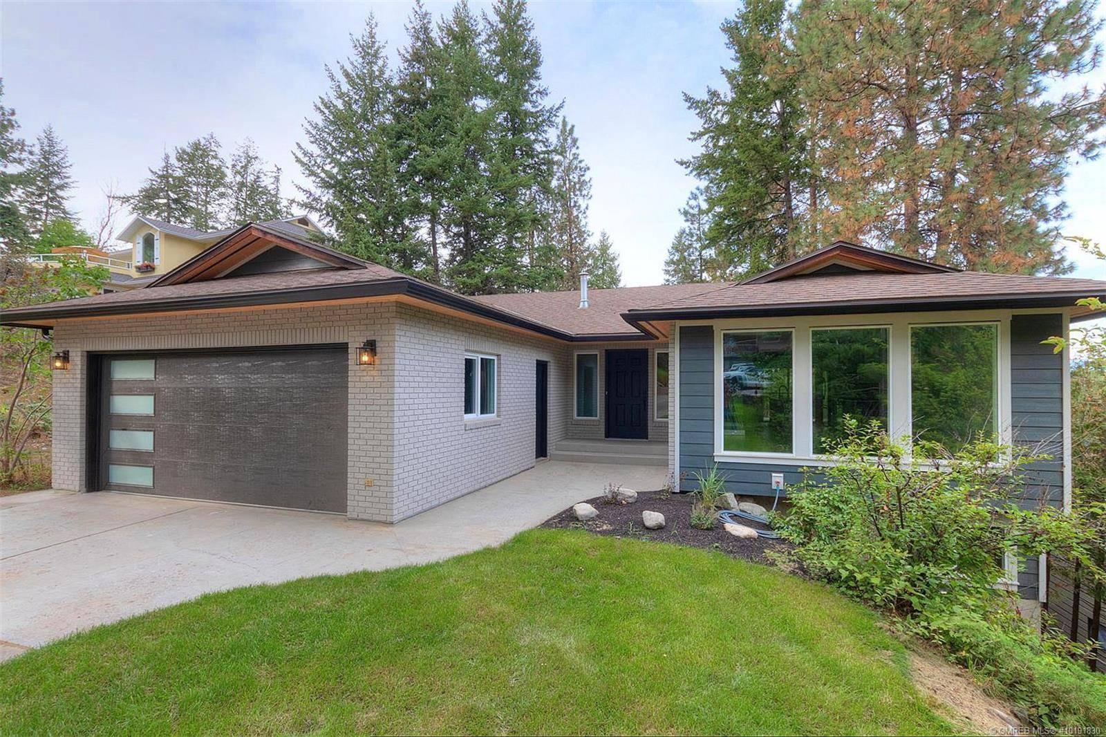 House for sale at 600 Thorneloe Rd Kelowna British Columbia - MLS: 10191830