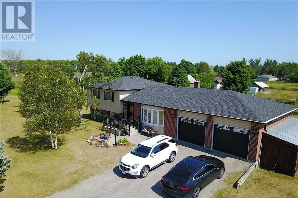 House for sale at 600 Waite Rd Pontypool Ontario - MLS: 40021649