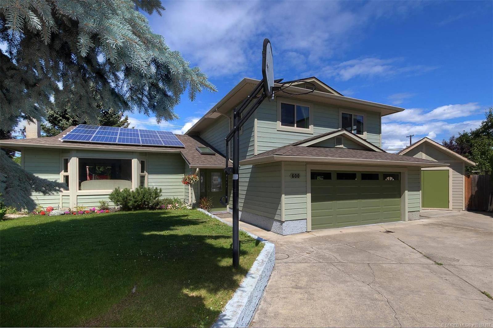 House for sale at 600 Welke Rd Kelowna British Columbia - MLS: 10187107