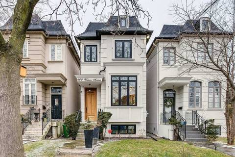 House for rent at 600 Woburn Ave Toronto Ontario - MLS: C4667539
