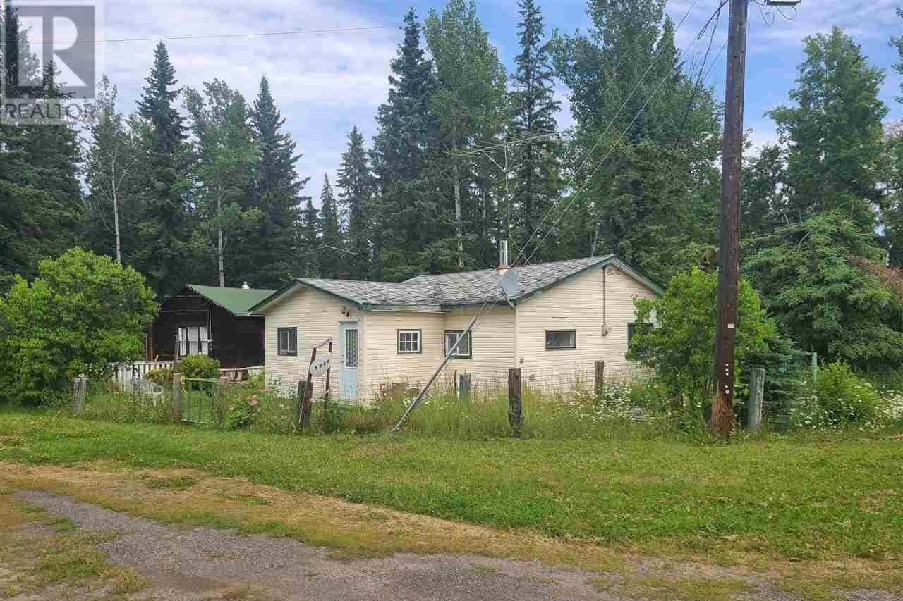 House for sale at 6001 Matsuda Rd Lone Butte British Columbia - MLS: R2430642
