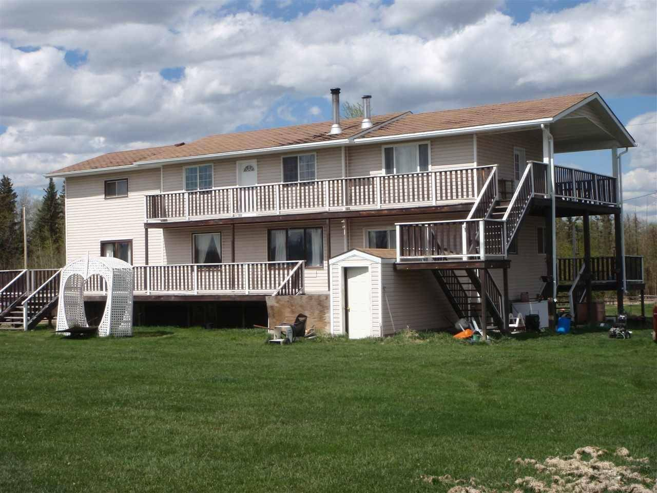 House for sale at 60021 Rng Rd Rural Barrhead County Alberta - MLS: E4156949