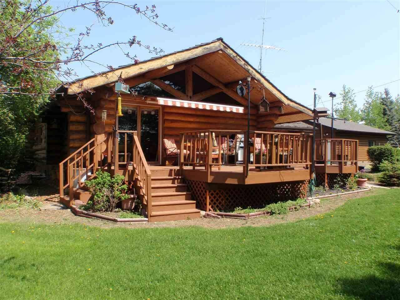 House for sale at 60029 Rge Rd Rural Barrhead County Alberta - MLS: E4159366