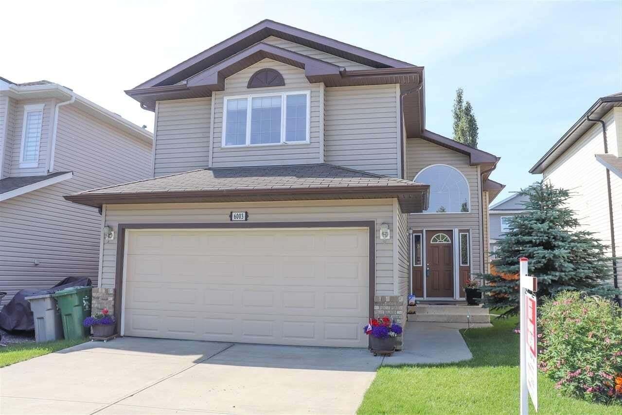 House for sale at 6003 47 Av Beaumont Alberta - MLS: E4205631