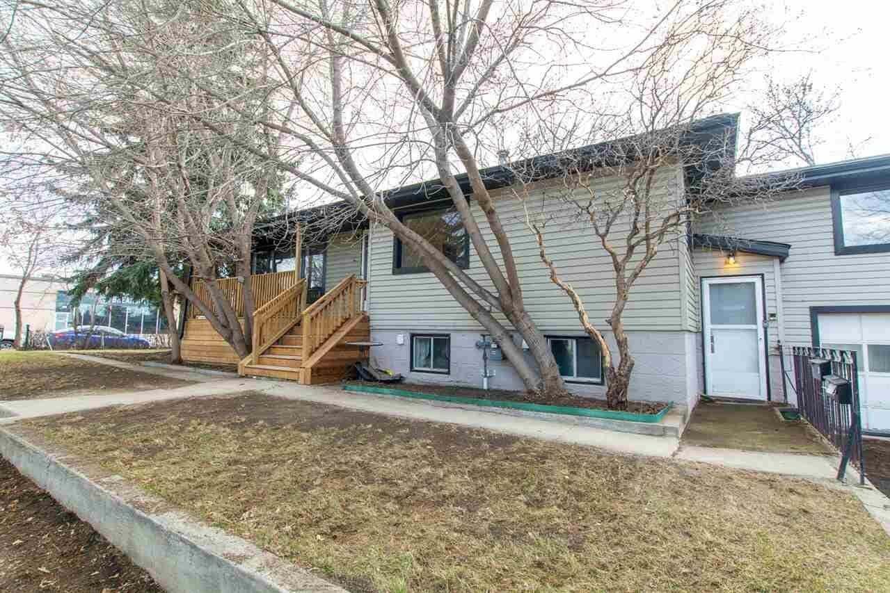 House for sale at 6004 101 Av NW Edmonton Alberta - MLS: E4198154