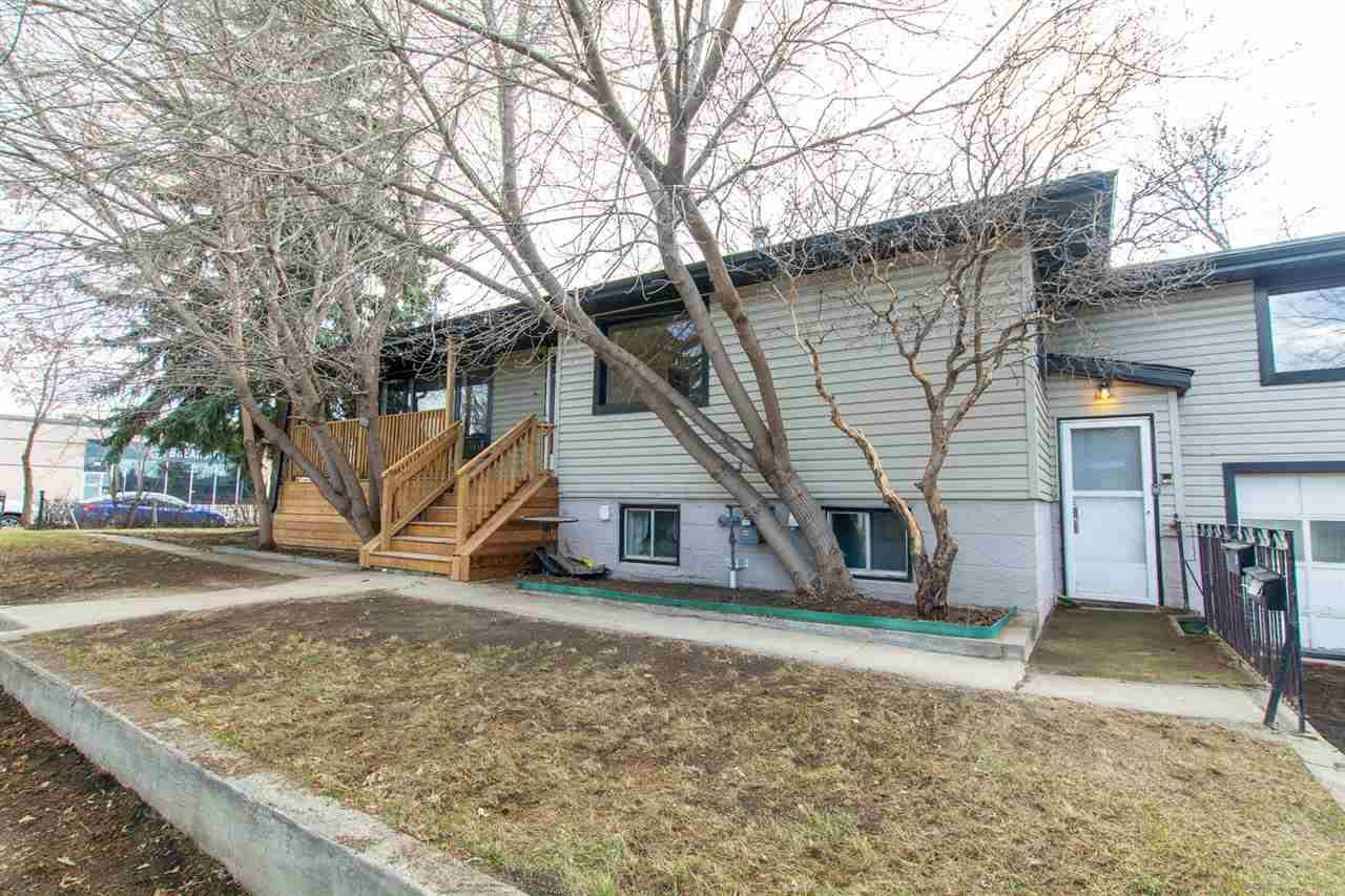 House for sale at 6004 101 Ave Nw Edmonton Alberta - MLS: E4195381
