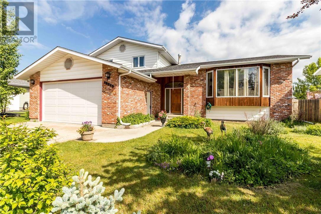 House for sale at 6004 57 Ave Ponoka Alberta - MLS: ca0186591