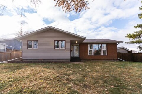 House for sale at 6005 44 Ave Camrose Alberta - MLS: A1042598